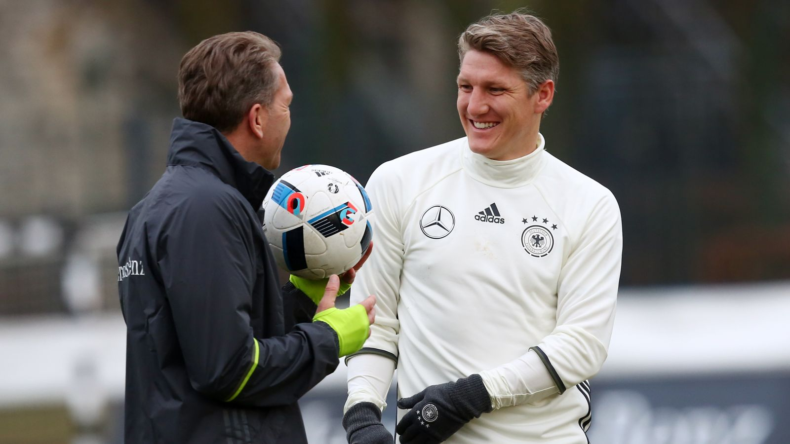Schweinsteiger included in Germany's pre-Euro 2016 squad