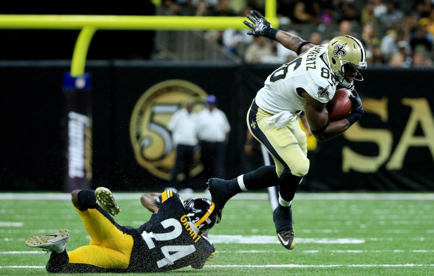 What losing Chris Manhertz means for the Saints