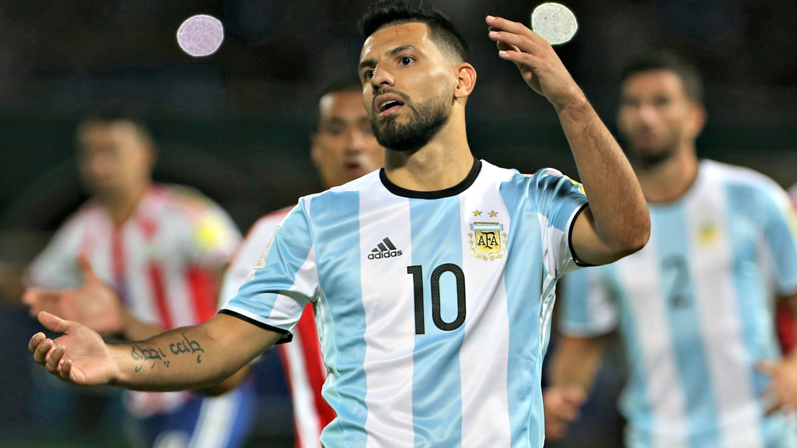 Irate commentator tells Sergio Aguero to 'for the love of God, leave' after Argentina loss