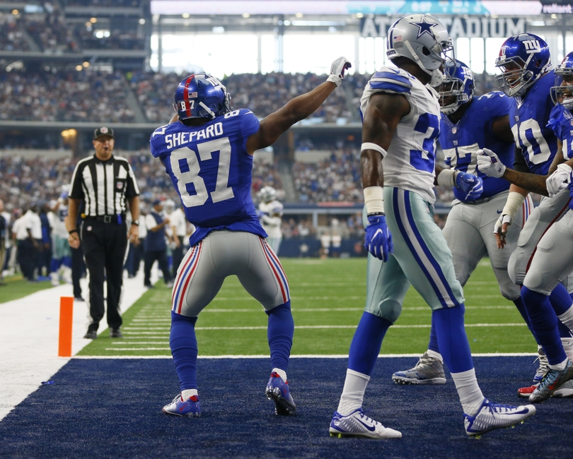 New York Giants: Sterling Shepard Off To A Fast Start