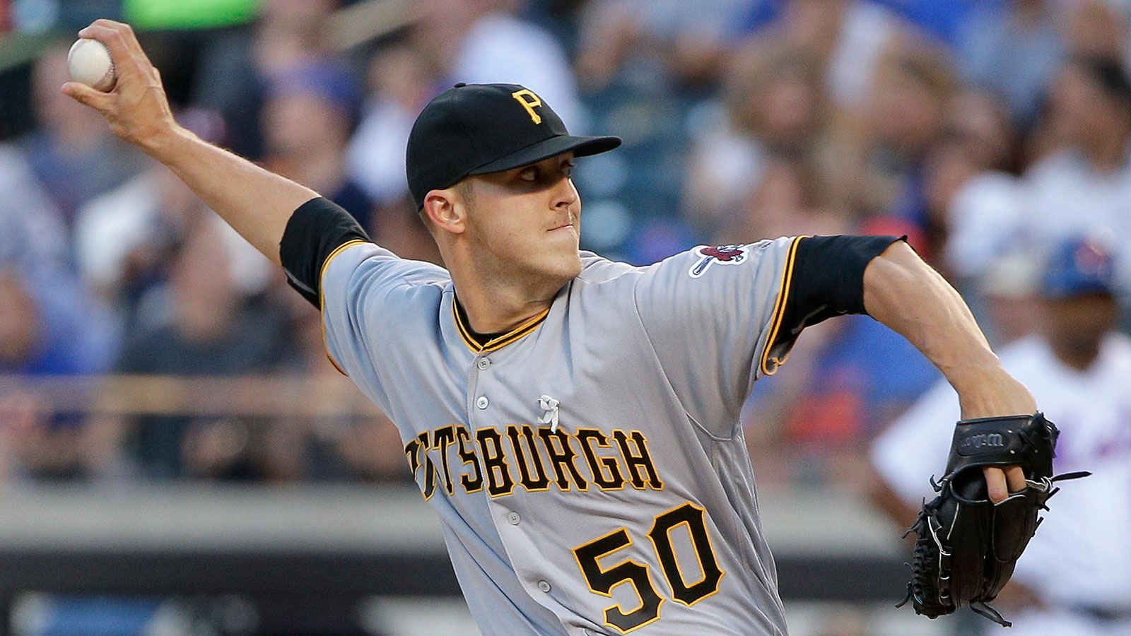 Pirates phenom Jameson Taillon flirts with no-hitter in second start