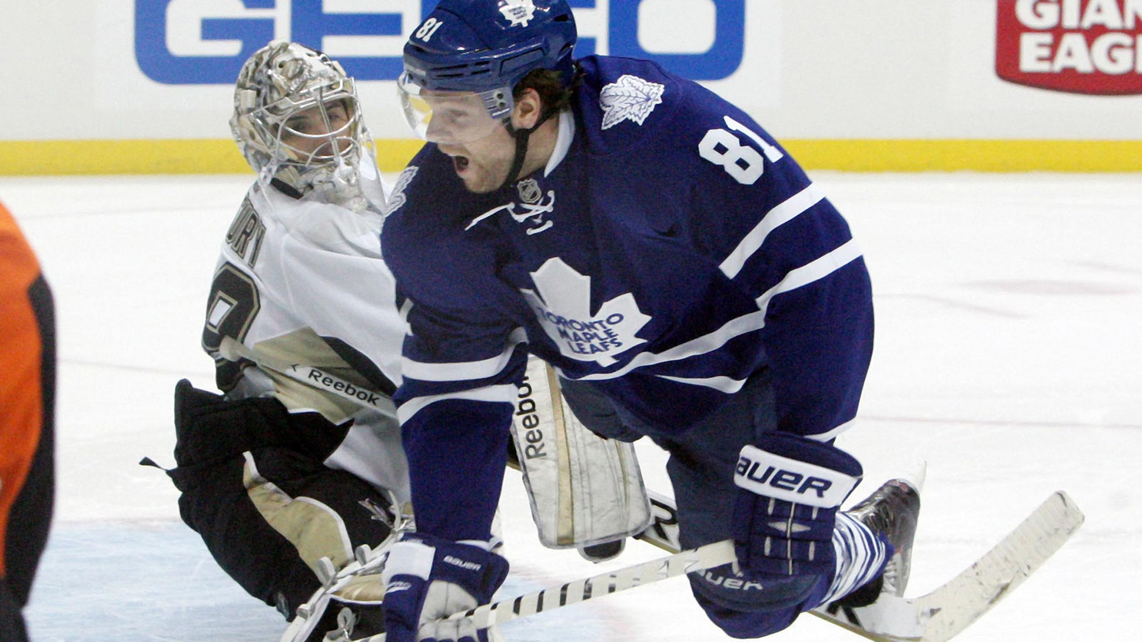 Fleury on Kessel: 'It'll be good to watch him to play on our side now'