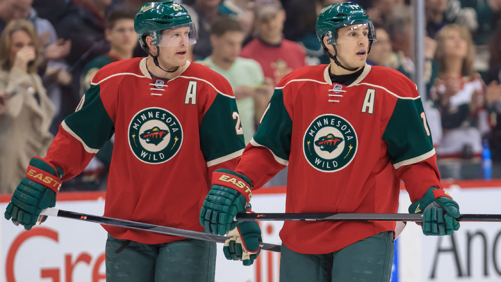 Five Minnesota Wild skaters named to World Cup rosters