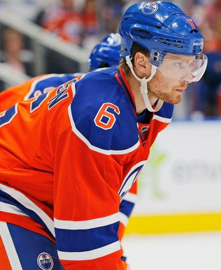 Edmonton Oilers: Adam Larsson Making His Impact
