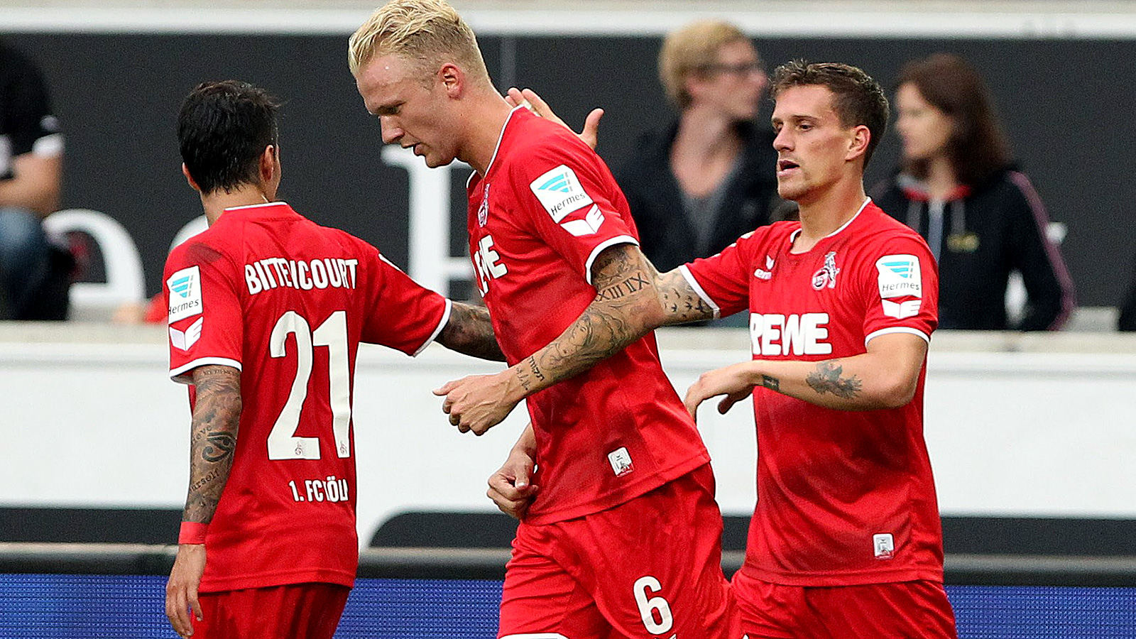 Köln punish Stuttgart to bag three points in Bundesliga opener