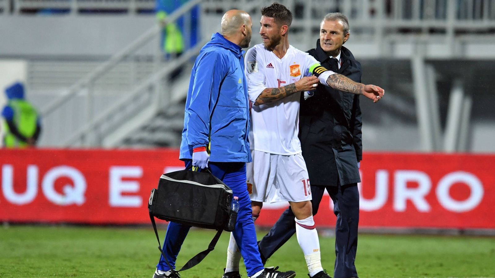 Another Real Madrid player hurt as injuries continue to mount