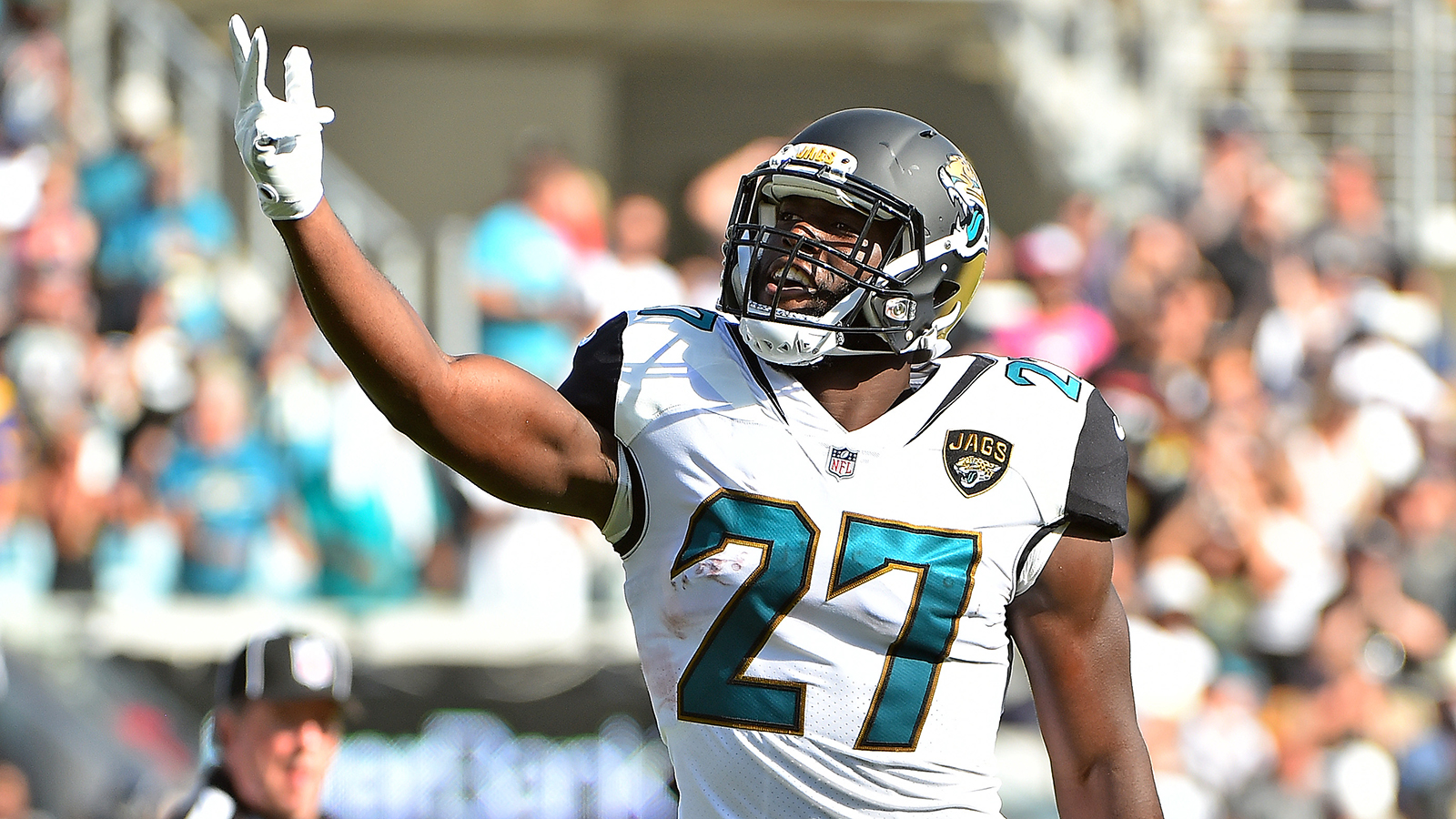 Jaguars RB Leonard Fournette questionable to play vs. Browns