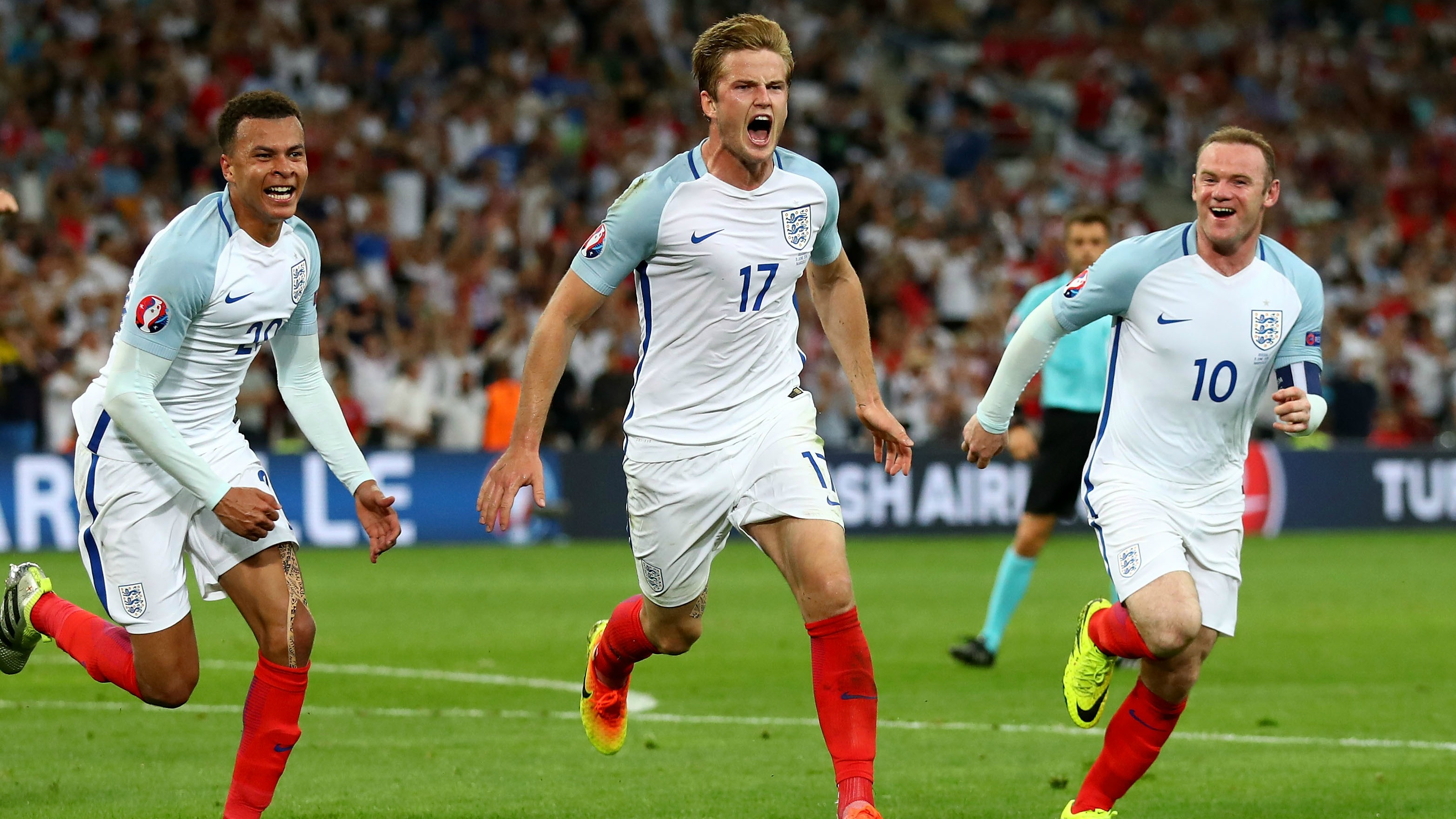 Eric Dier has been England's best player and it's not even close