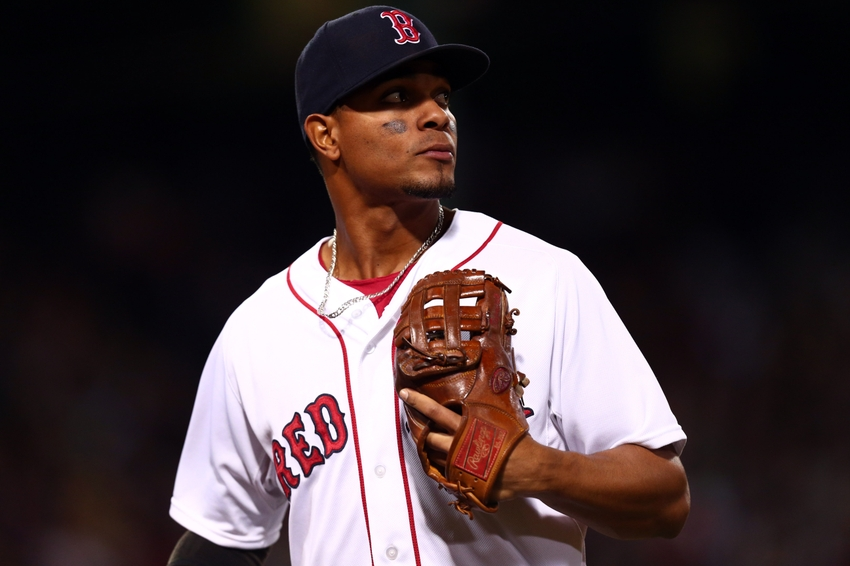 Boston Red Sox Report Cards: Xander Bogaerts