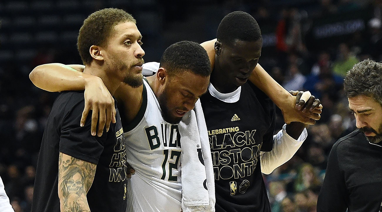 Milwaukee Bucks' Jabari Parker has ACL surgery