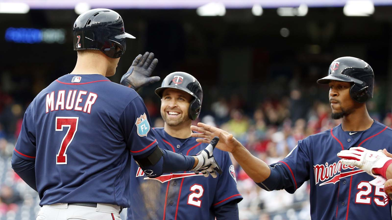 Confidence is high as Twins start 2016 season