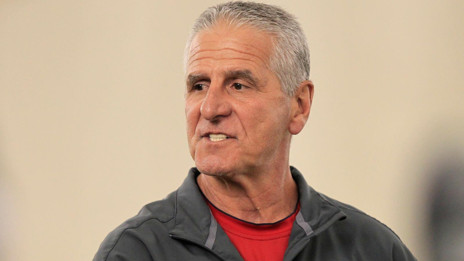 Detroit Lions ST coach Joe Marciano loves his 'minimum wage guys'