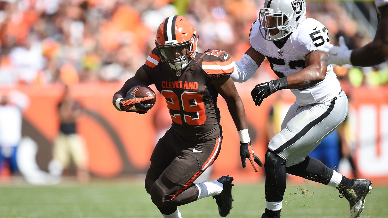 Cleveland Browns Week 4 winners and losers