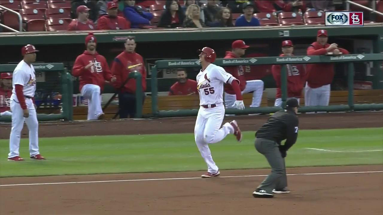 Cardinals' Piscotty, Fowler leave game with injuries