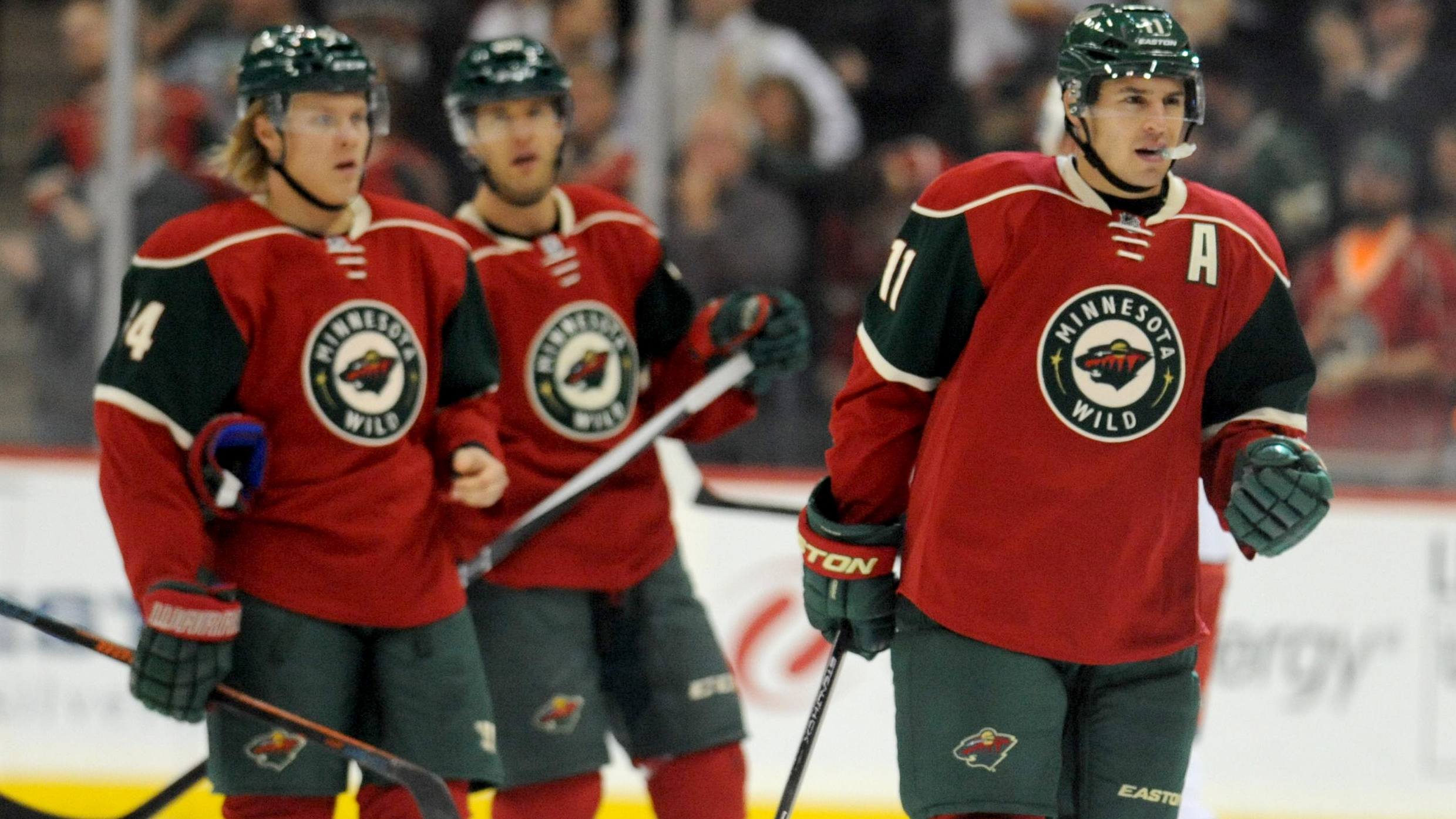 Wild's Parise to miss games, injury not expected to be long-term