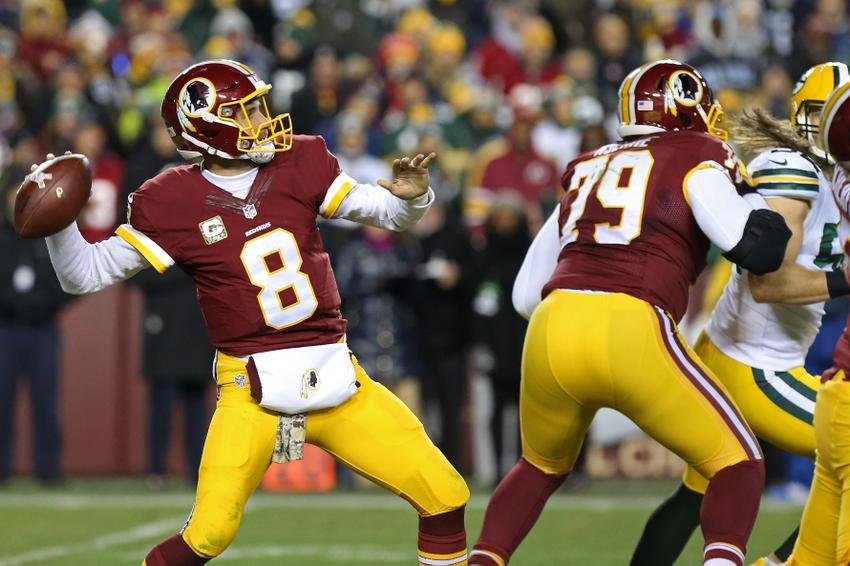 NFL Quarterback Power Rankings 2016: How You Like Kirk Cousins Now?