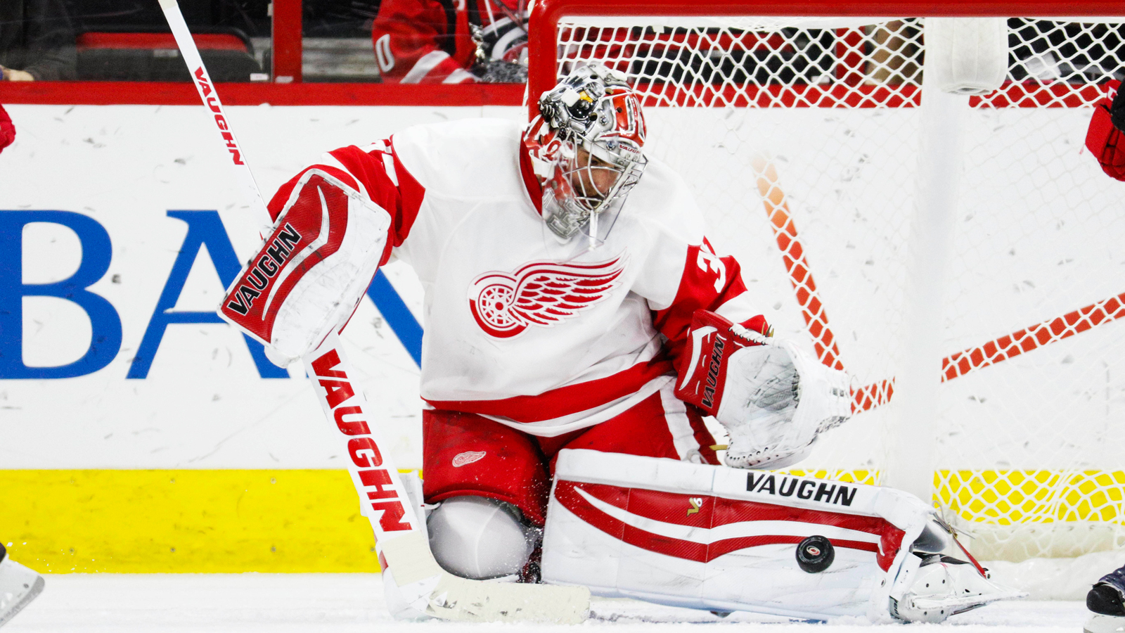 Red Wings' Mrazek dealt cruel hand by 'Lady Luck' in charity tournament