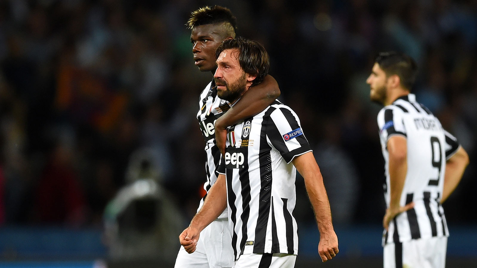 Pirlo hails Juve midfielder Pogba as the best youngster he's seen