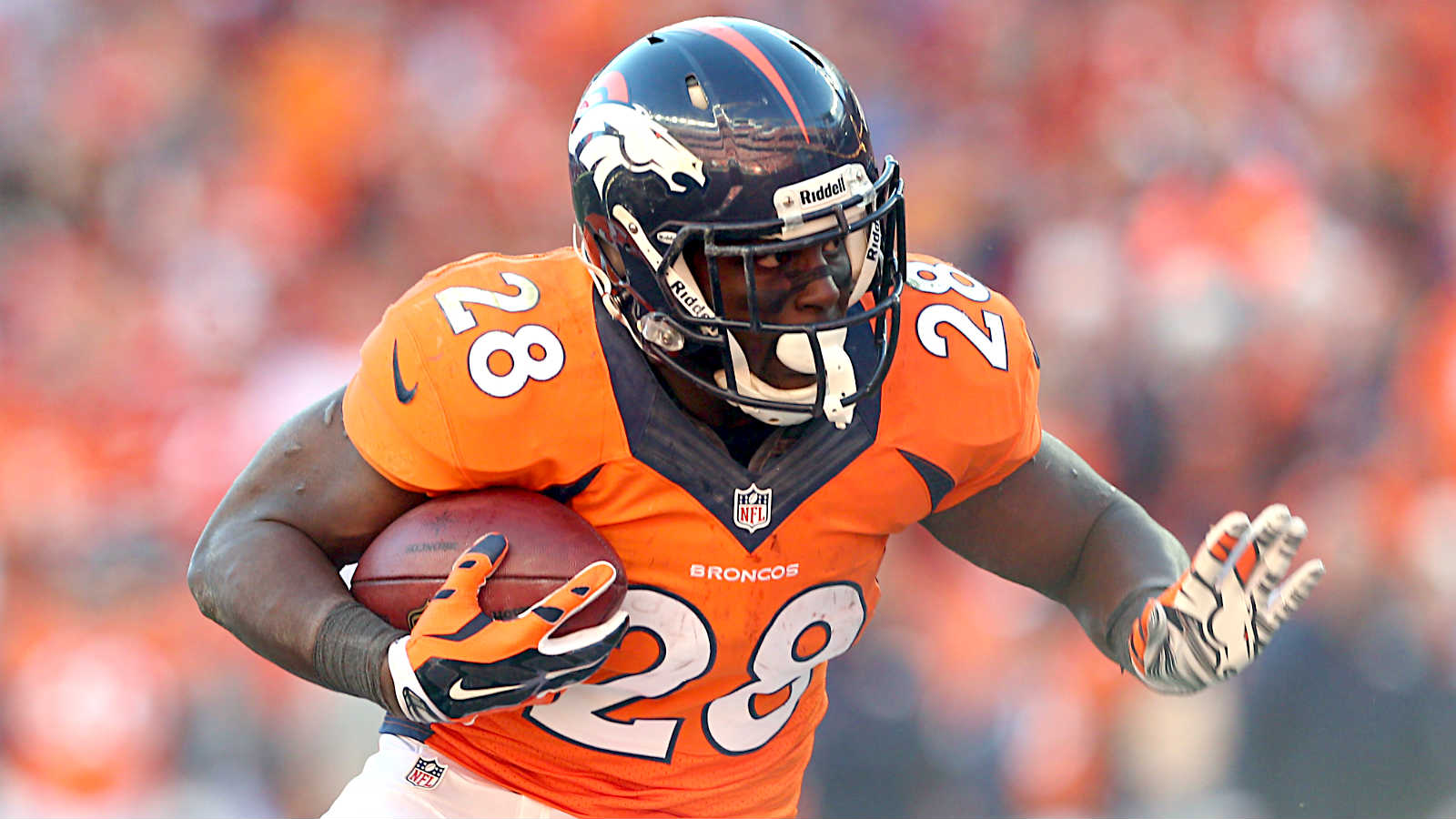 Montee Ball looking forward to playing for Patriots
