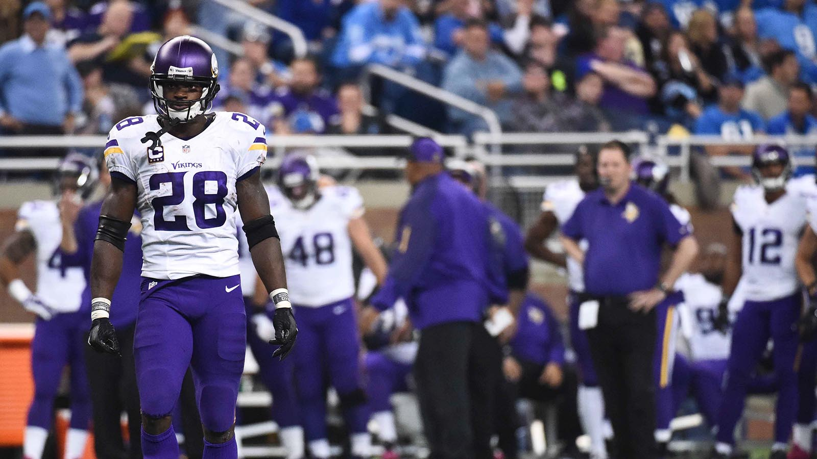 Adrian's options: Which teams could still sign Peterson?