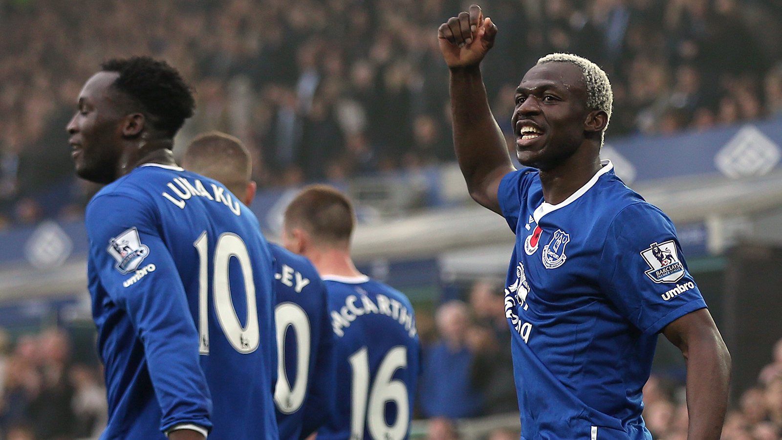 Kone nets hat trick as Everton hit Sunderland for six in giant win