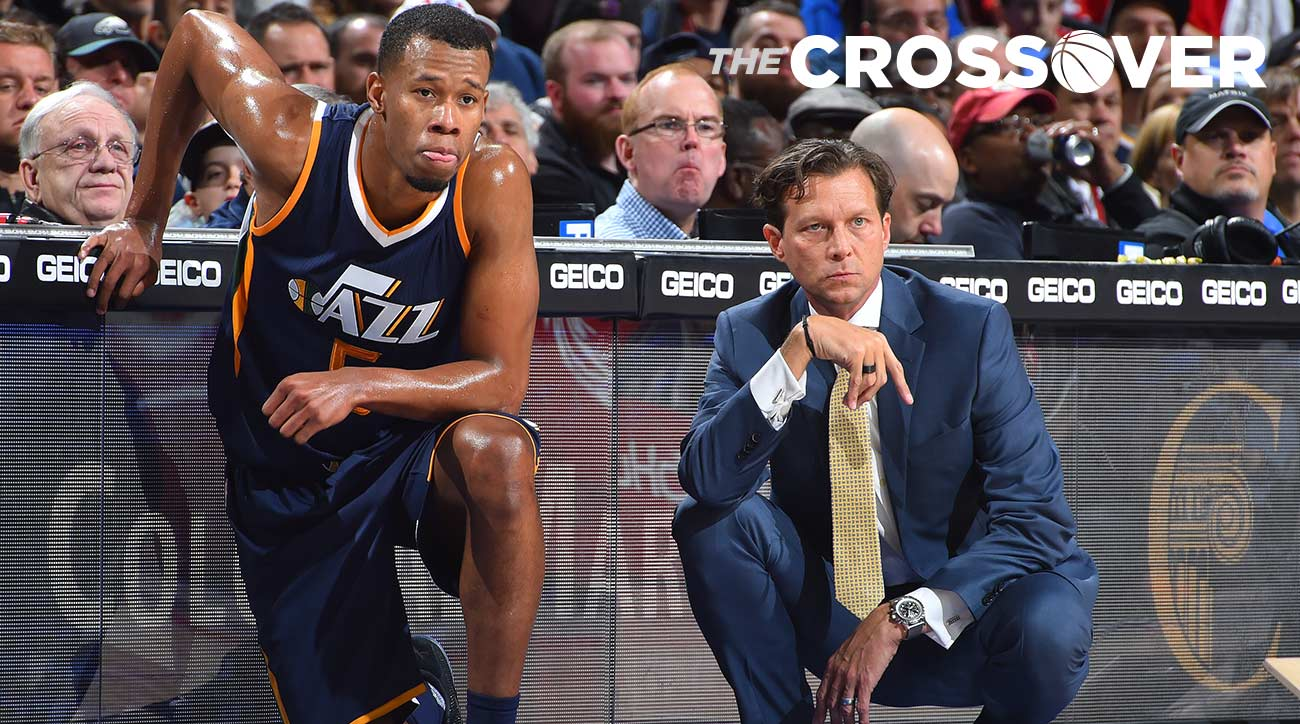 Can Rodney Hood And Utah Make The Leap?