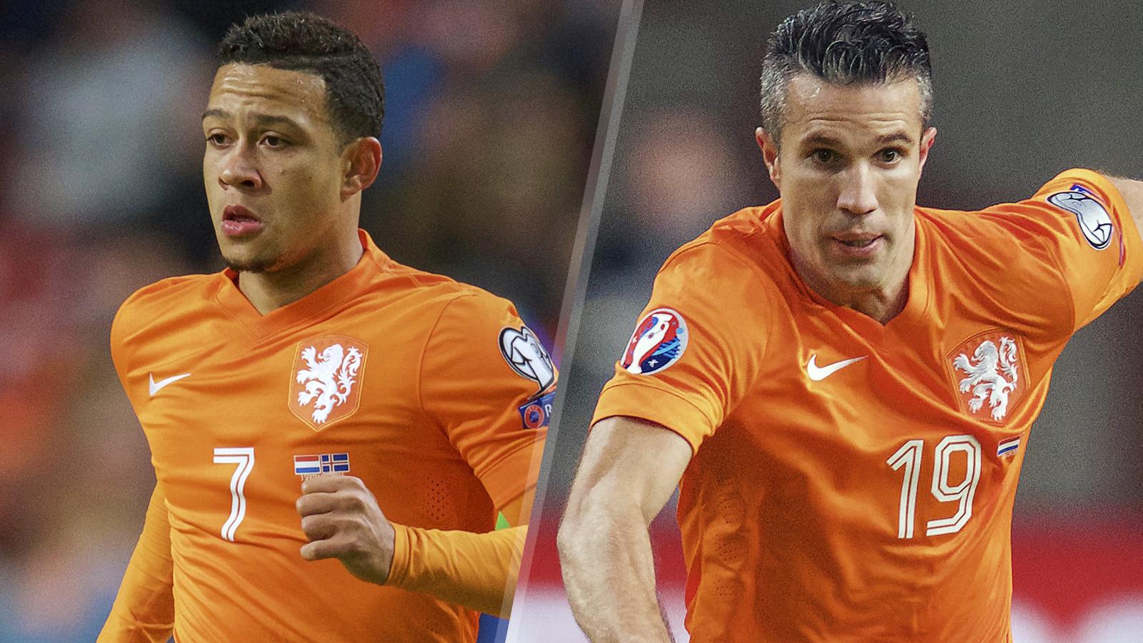 Memphis Depay, Robin van Persie left off Dutch squad for friendlies