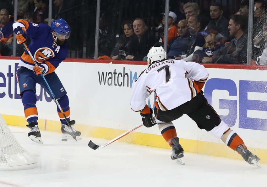New York Islanders and the Importance of Andrew Ladd's Goal