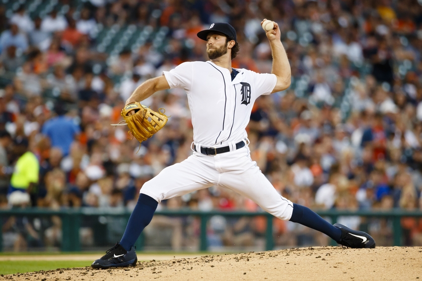 Detroit Tigers 2016 Season Review: Daniel Norris