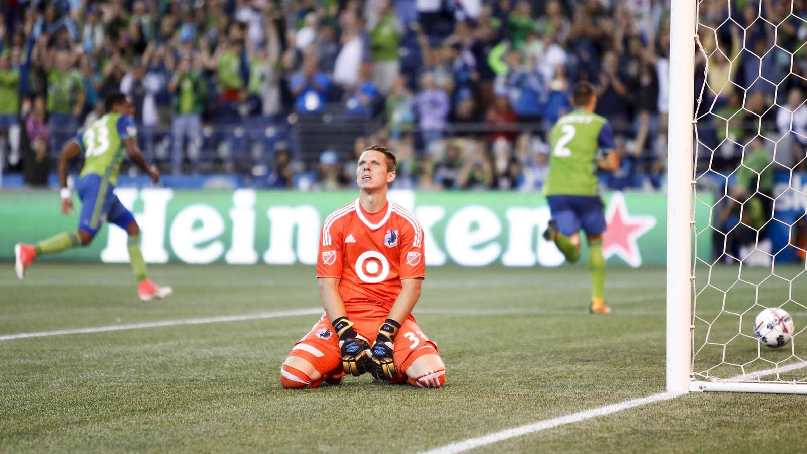 Minnesota United falls in stoppage time to Dempsey, Sounders
