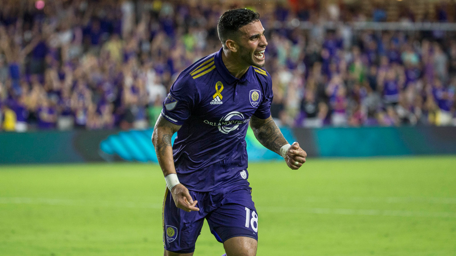 Orlando City signs forward Dom Dwyer to a 3-year deal