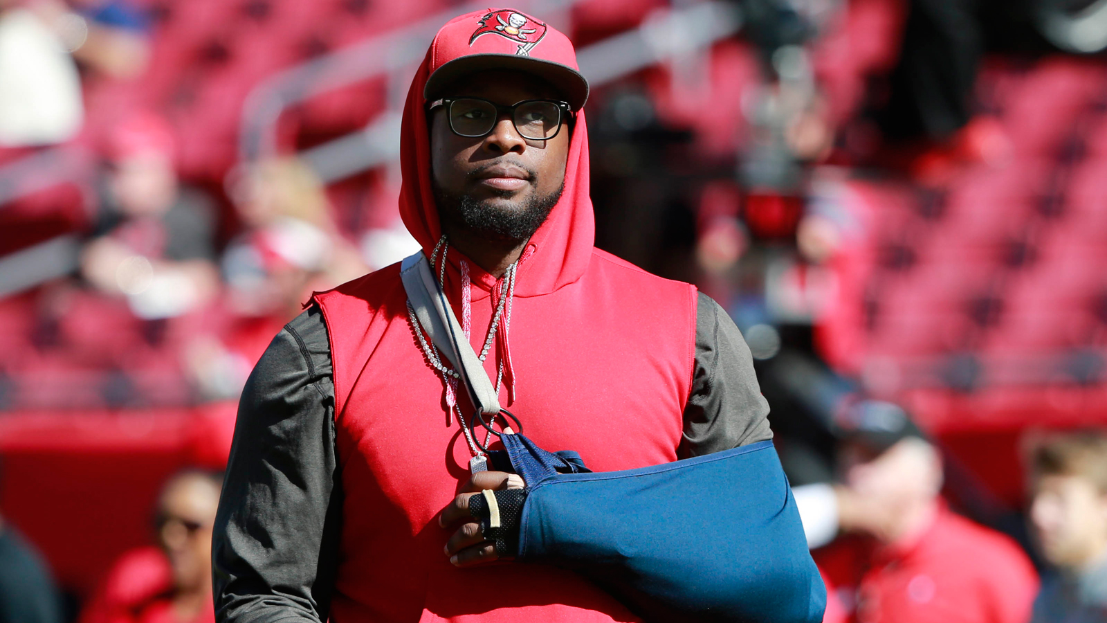 Bucs Pro Bowler Gerald McCoy says he's playing with torn rotator cuff