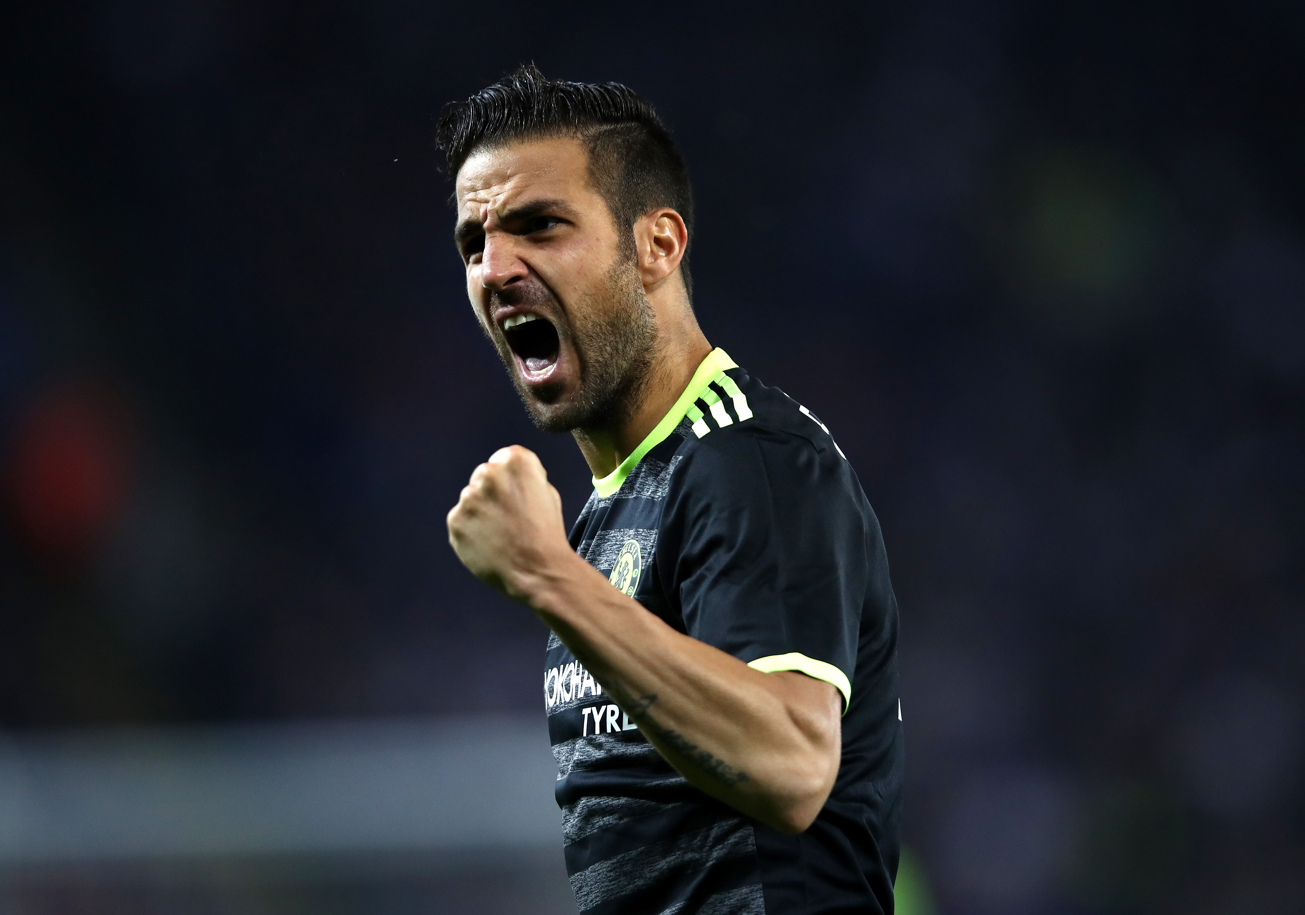 Chelsea's Cesc Fabregas continues offensive form in post-game interview