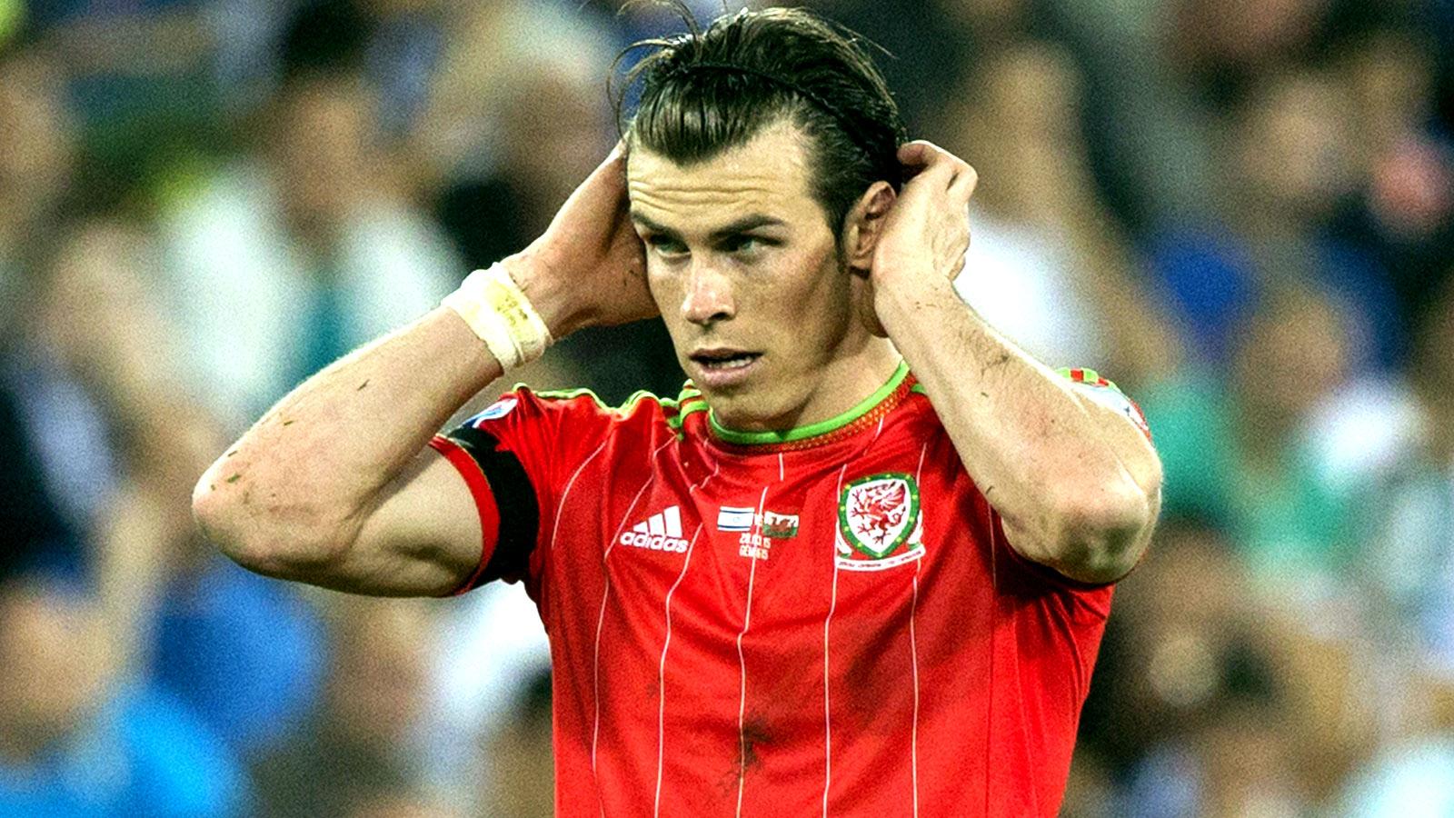 Manchester United target Real Madrid star Gareth Bale
