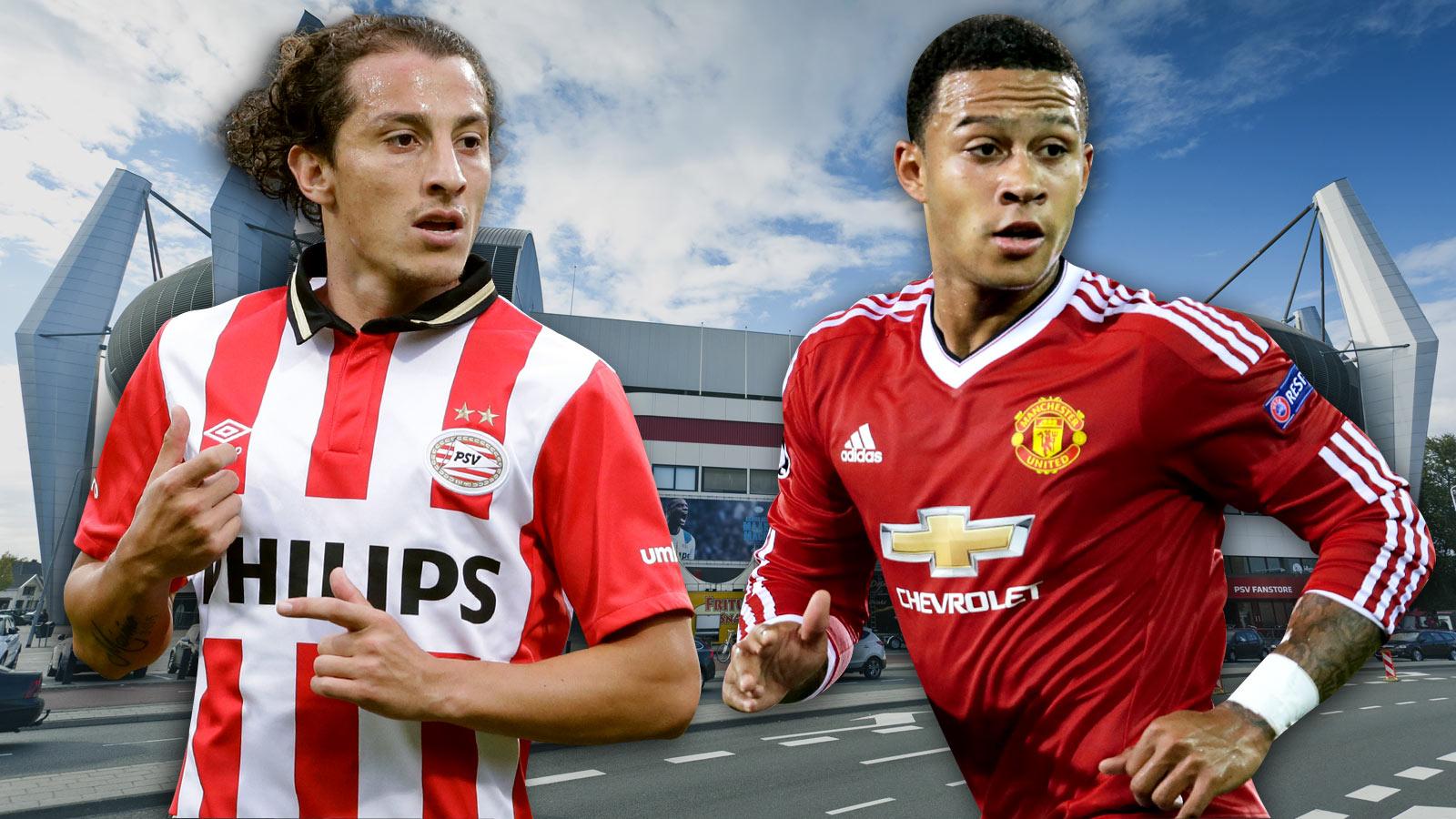 PSV test offers chance to assess United's progress under van Gaal
