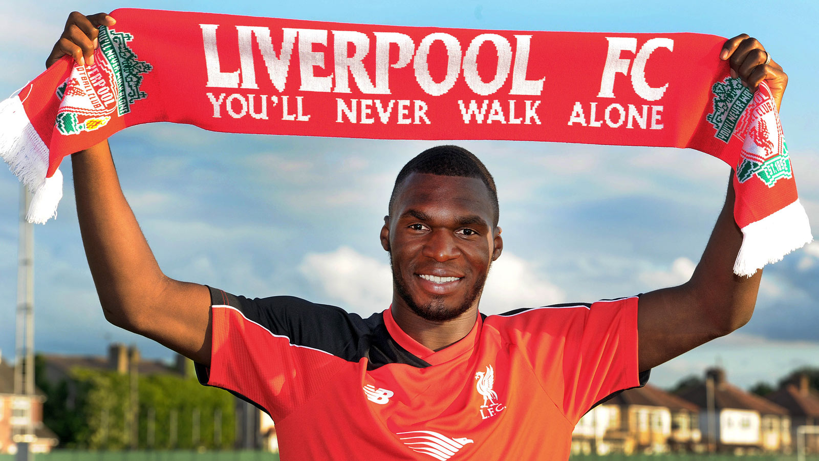 Liverpool boss Rodgers tips Benteke to become Anfield icon