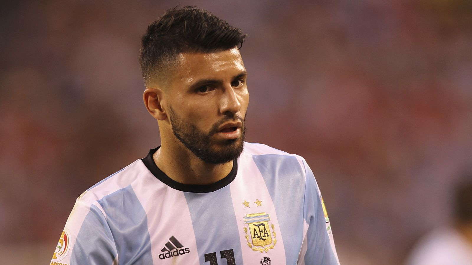 Aguero admits he could follow Messi into Argentina retirement
