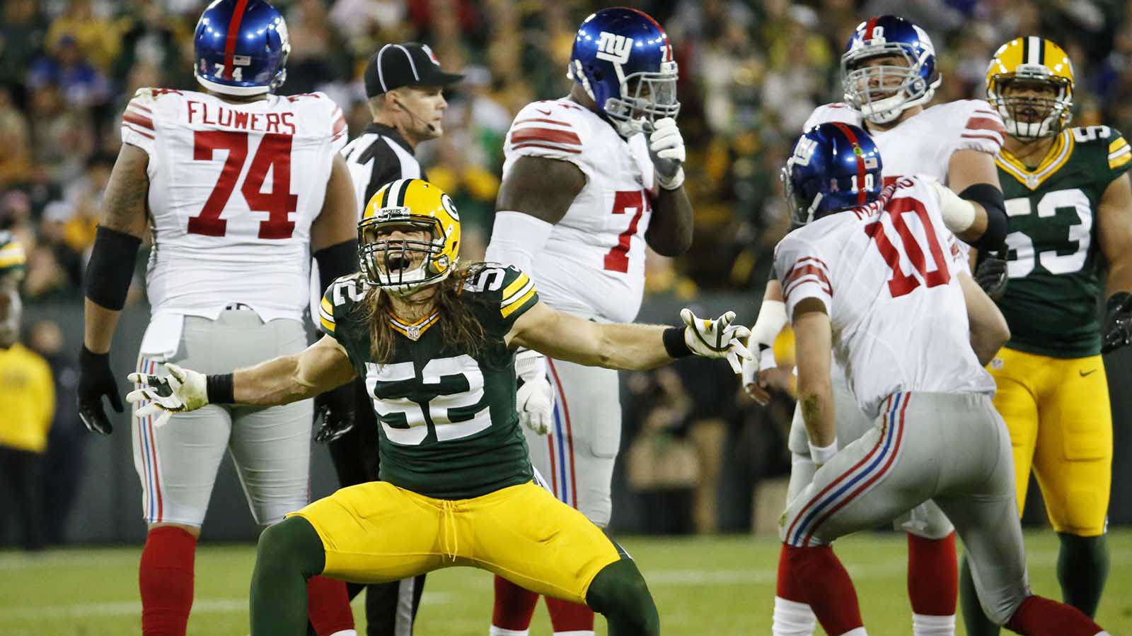 Upon Further Review: Packers grind out win over Giants