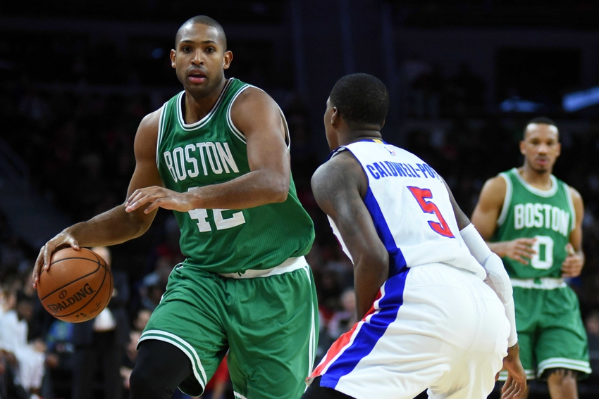 Al Horford the Difference in Return to Boston Celtics Lineup