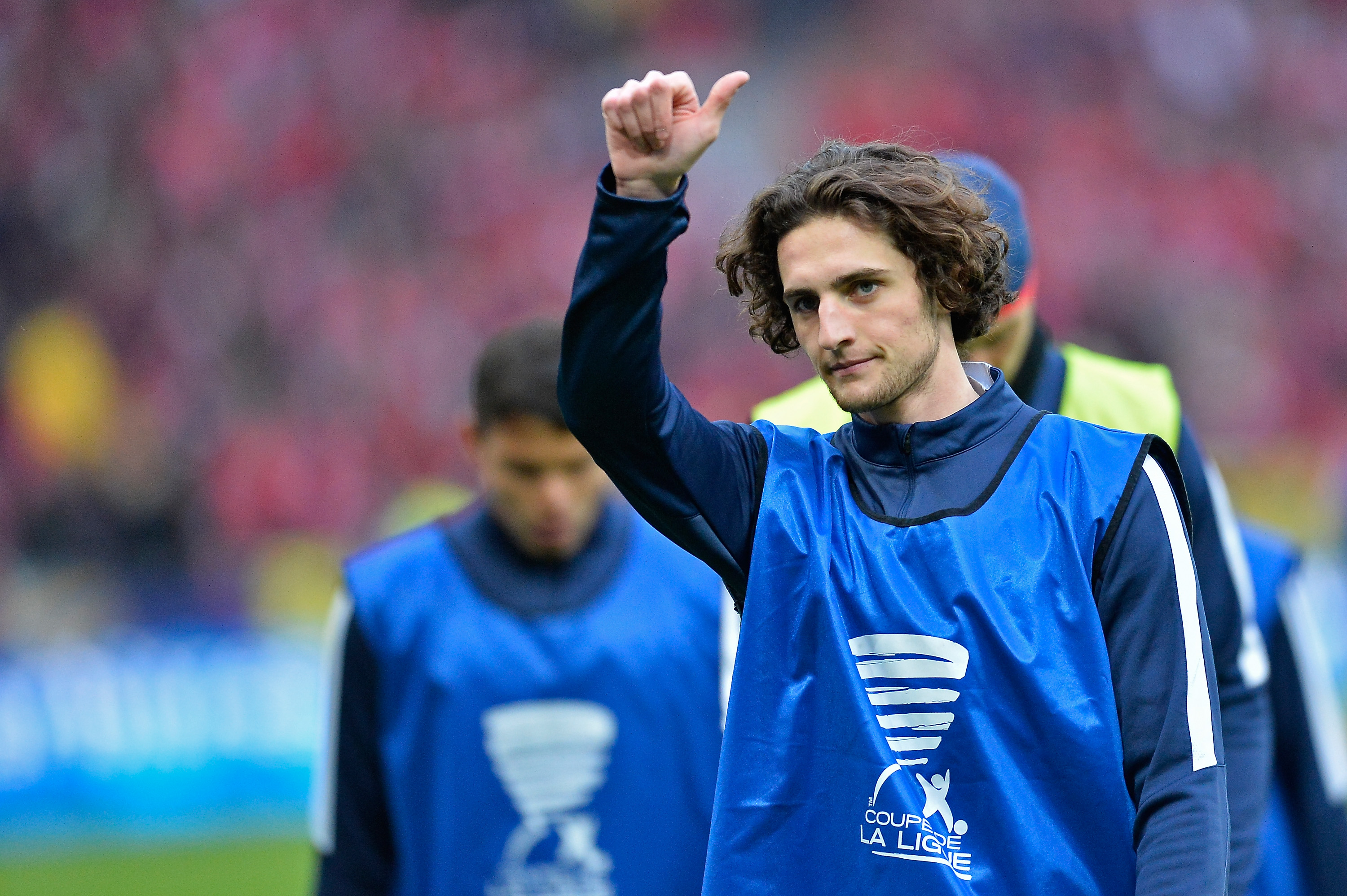 Arsenal will return for Adrien Rabiot in January