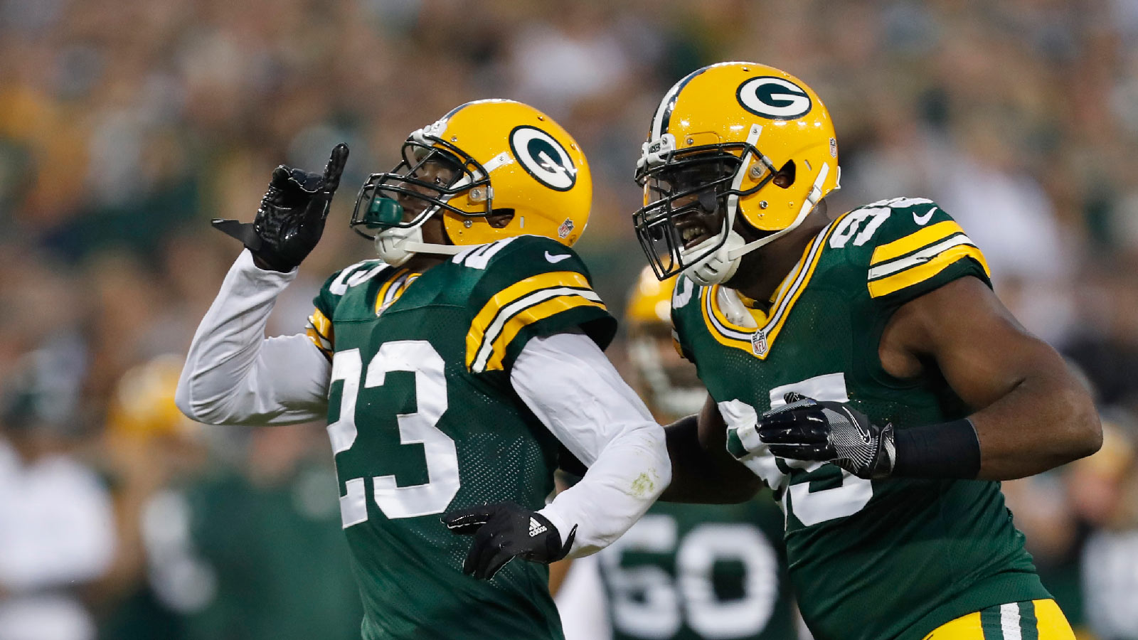 Shorthanded Packers secondary prepares for Giants, Beckham