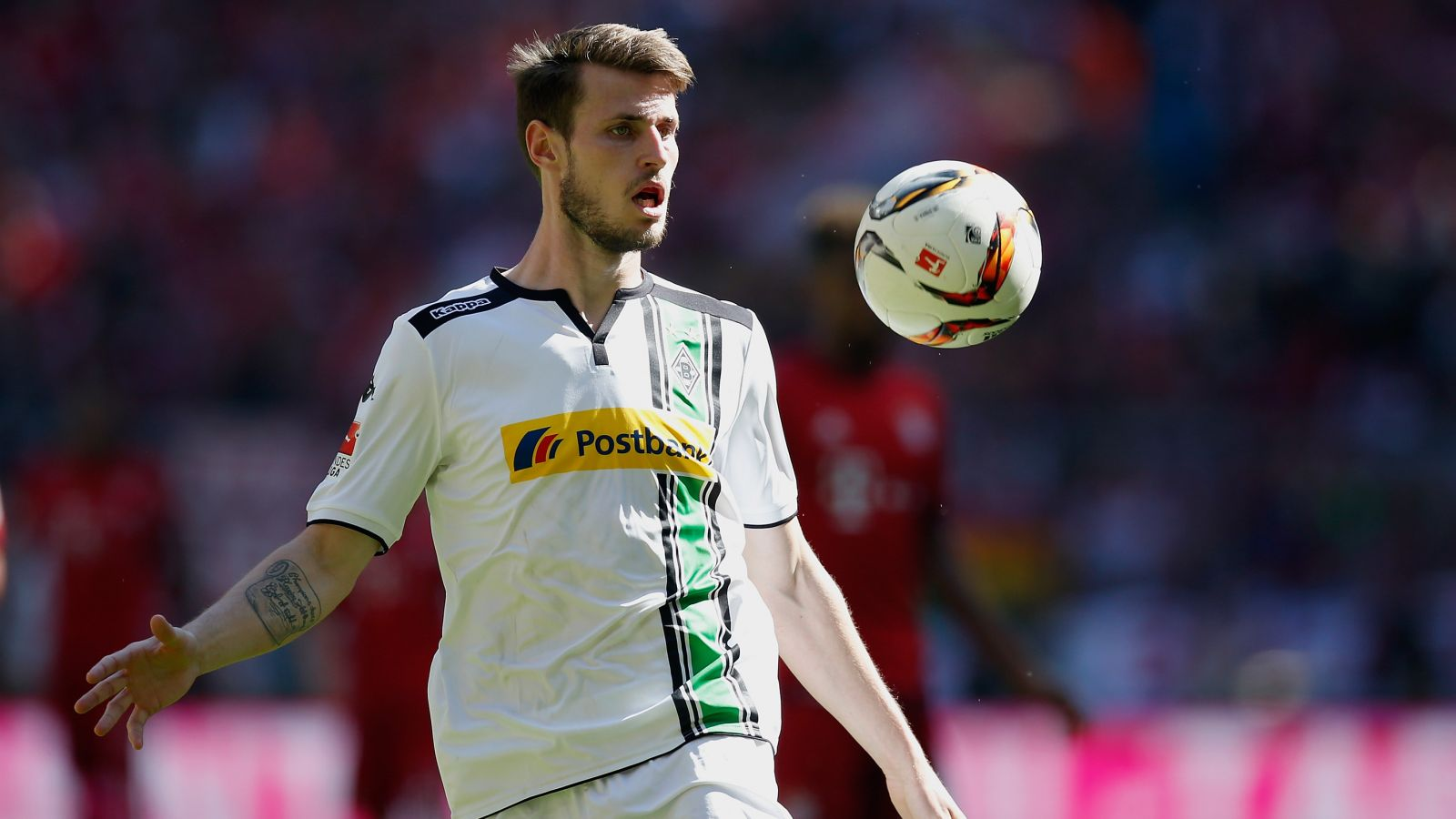 West Ham to sign Gladbach midfielder Nordtveit on free transfer
