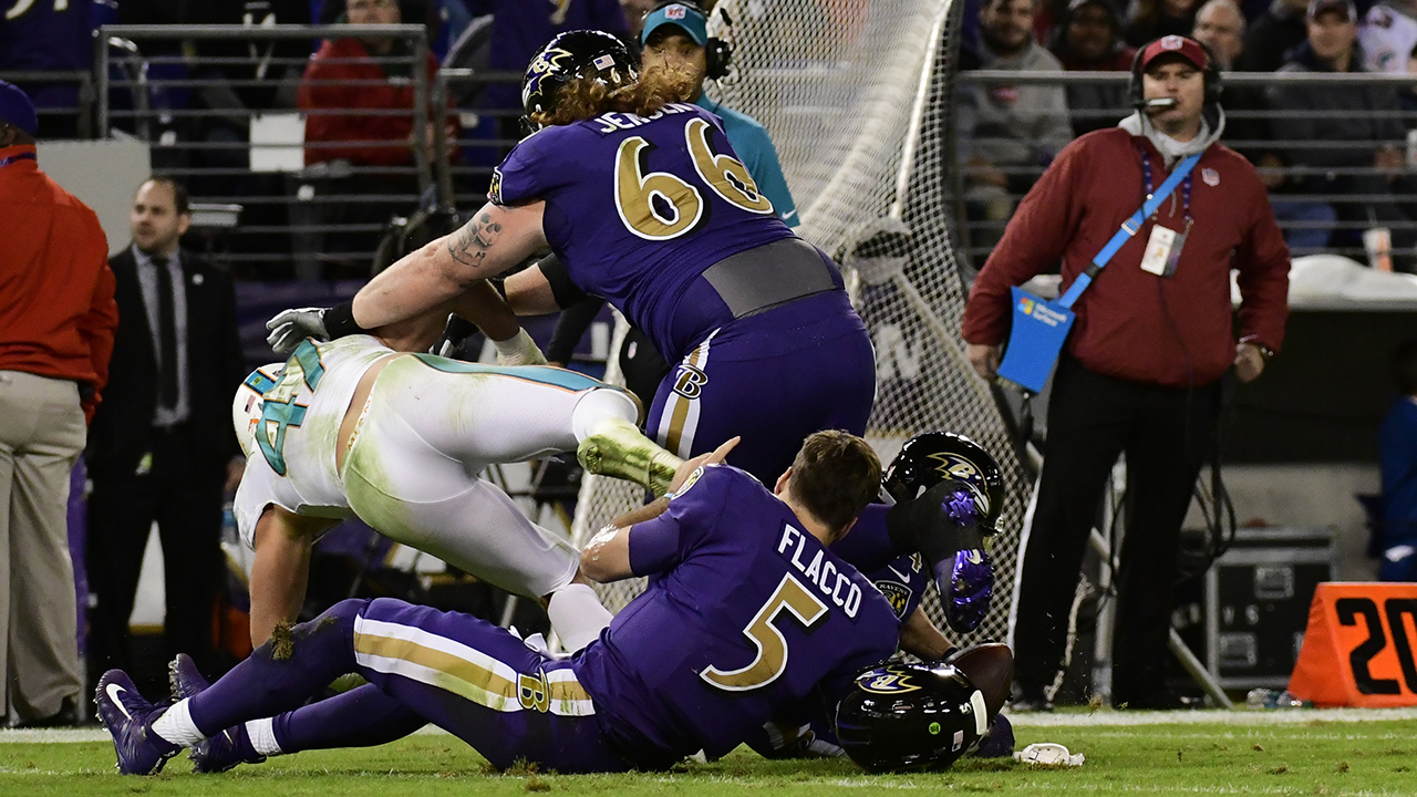 Dolphins LB Kiko Alonso won't be suspended for hit on Ravens' Joe Flacco