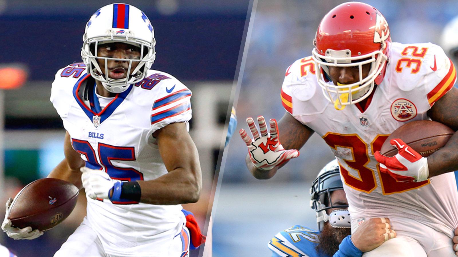 Six Points: Bills vs. Chiefs