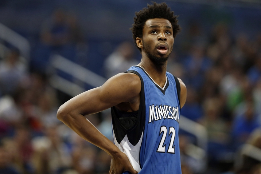 What's wrong with the Timberwolves' Andrew Wiggins?
