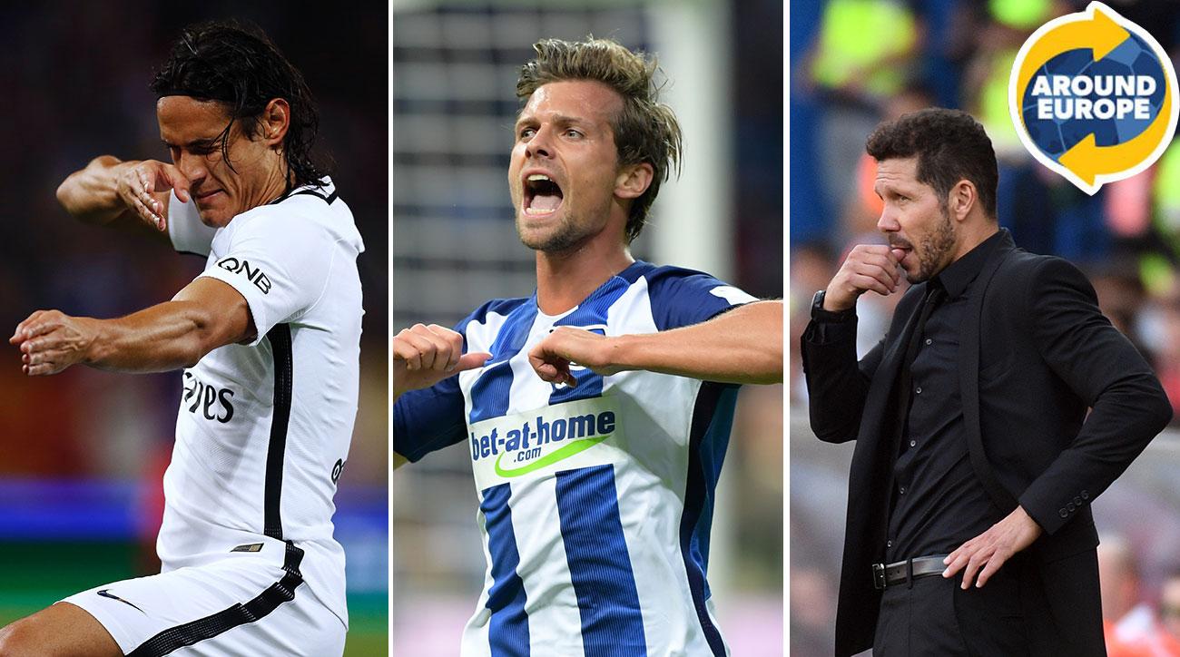 Jose Mourinho, Frank De Boer and Diego Simeone's futures in doubt