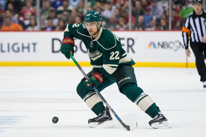 Minnesota Wild: Nino Niederreiter Has Earned a Larger Role