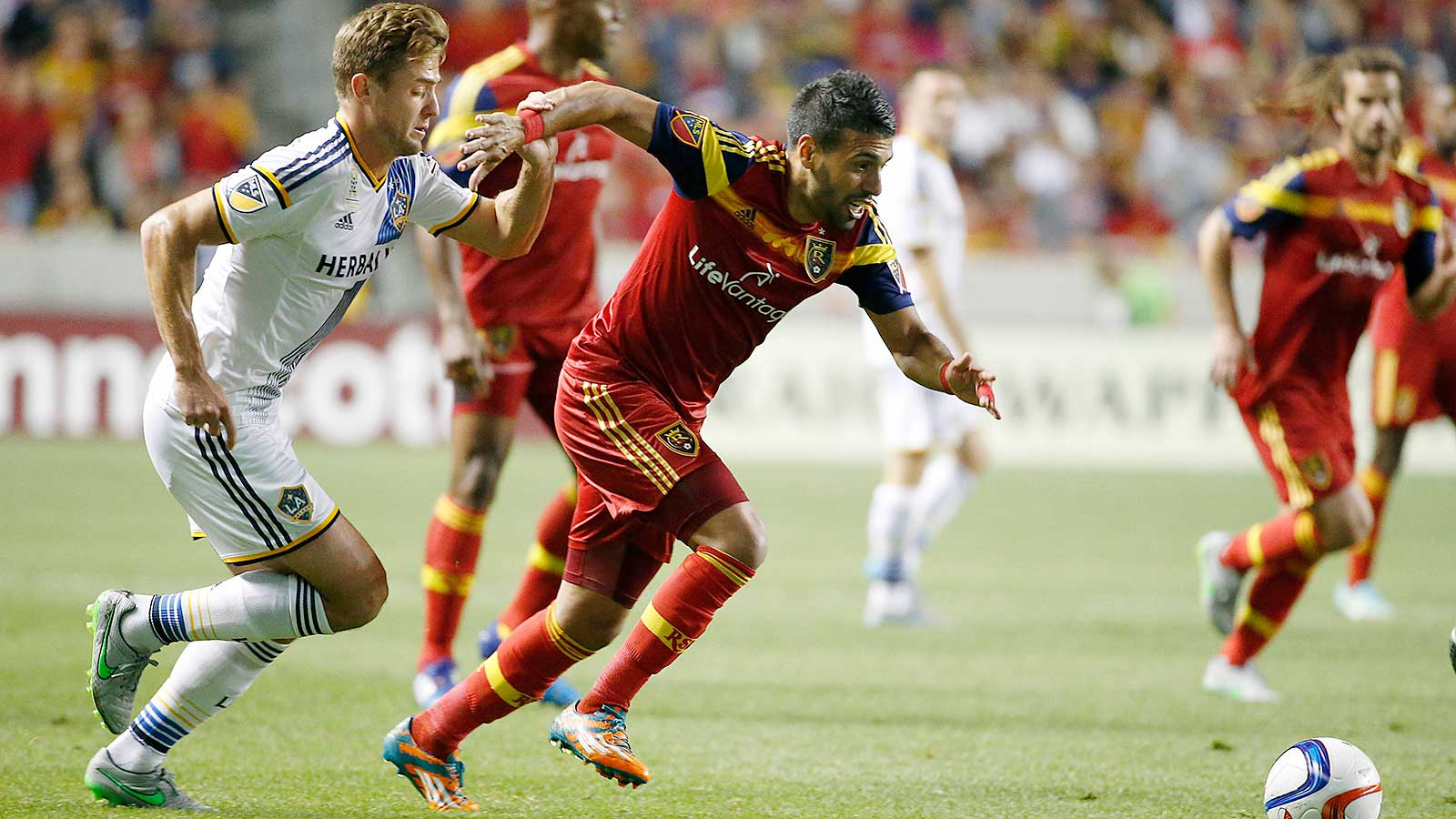 MLS Five Points: RSL punishes out-of-sorts Galaxy