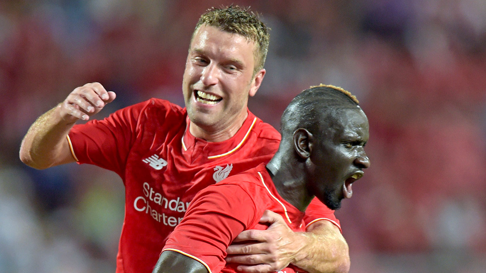 Liverpool opens preseason with easy victory over Thai All-Stars
