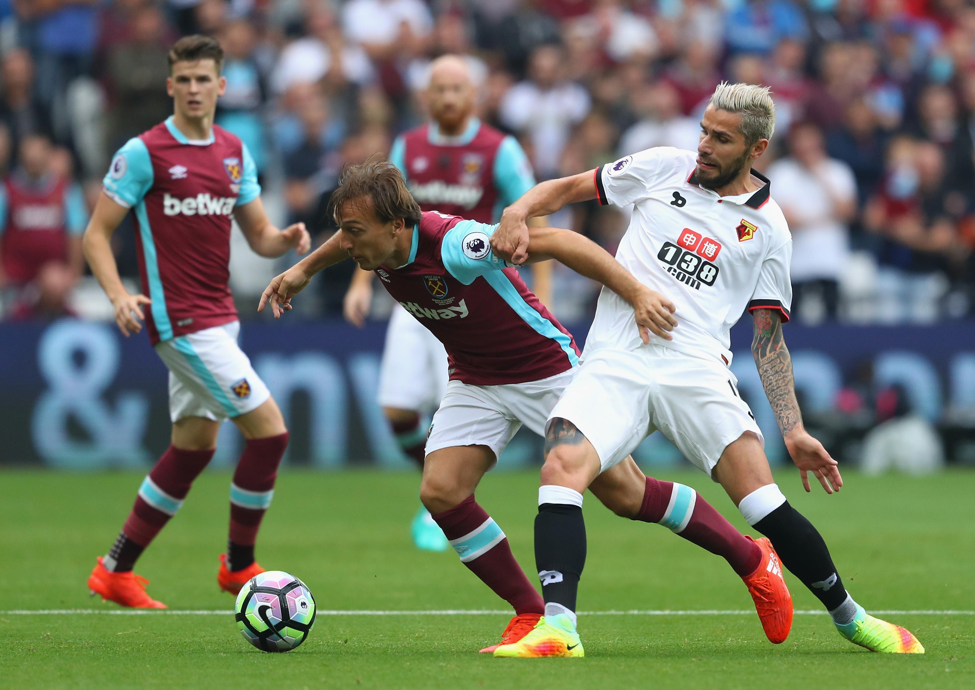 West Ham must drop Mark Noble